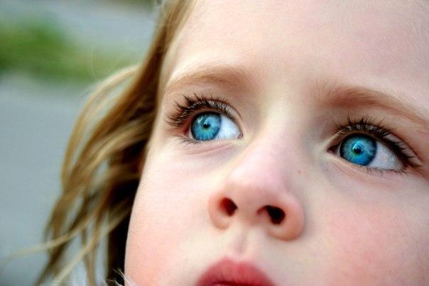 Блакитні очі Арійці