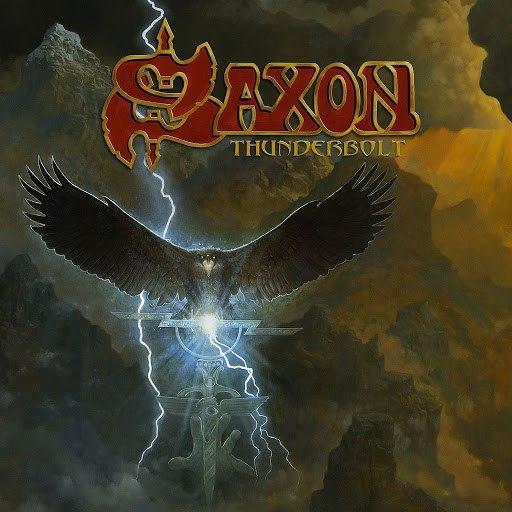 Saxon альбом Thunderbolt