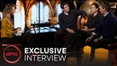 FANTASTIC BEASTS THE CRIMES OF GRINDWALD Interviews AMC Theatres 2018