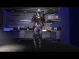 Cabin Party! (CZ Version) Mass Effect SFM Daft Punk Around The World Harder Better Faster Stronger (LeBlanc Remake)
