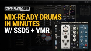 Slate Digital VMR (Virtual Mix Rack) (Обзор) Арам Киракосян