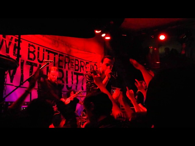 We Butter The Bread With Butter - Der kleine Vampir (Live in Novosibirsk 07.03.15)