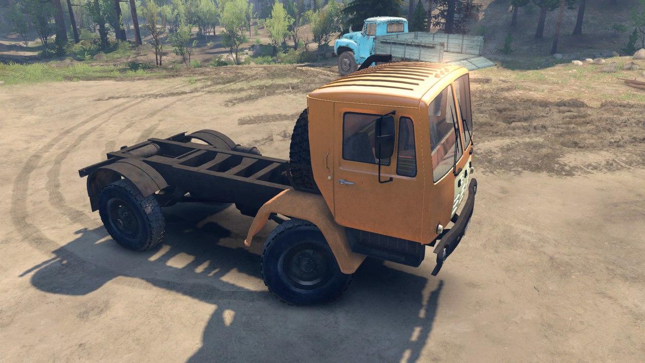 КАЗ-4540 для Spintires - Скриншот 2