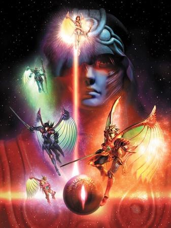 Первая битва в стиле Драгунов Legend of dragoon Эпизод 1 Серия 5