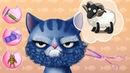 Cat Hair Salon Birthday Party - Fun Kitty Care Haircut Dress Up Makeover Games For Girls