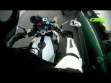 Malaguti Drakon monobras préparée double exhaust - YKS Motorcycle game trailer (GoPro)