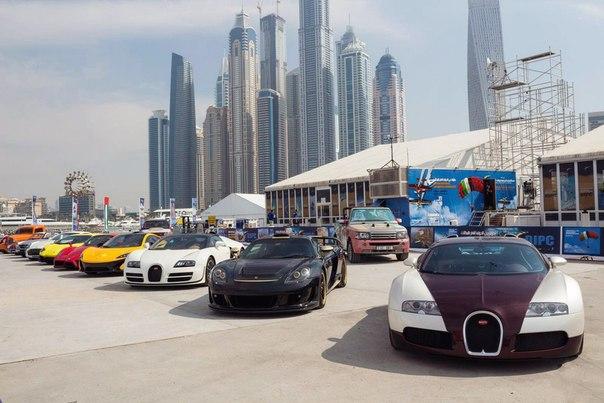 Почему в ОАЭ все богатые?