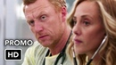 Grey's Anatomy 15x23 Promo What I Did for Love (HD) Station 19 Crossover - Season 15 Episode 23