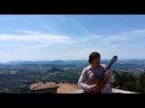 Tango Por Una Cabeza Scent of a woman theme. Classical guitar. Владимир Гапонцев