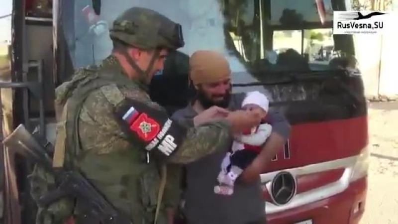 Доказательства преступлений армии РФ в Сирии