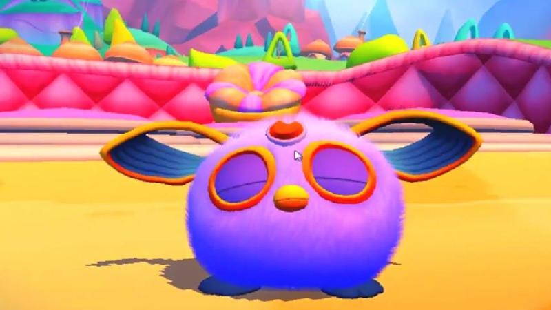 Ферби коннект 21 Furby Connect World Игра про фербиков Выращиваем фербиков Играем с фербиками