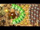 Coconut Cannon, Starfruit and Bonk Choy - Plants vs Zombies 2