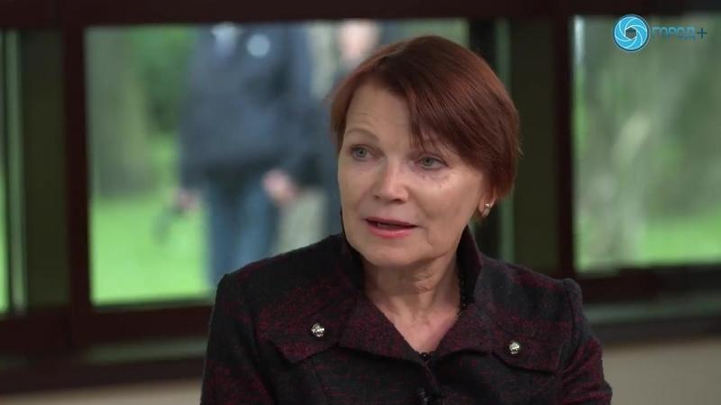 Алефтина Тимошенко о кафедре правовой защиты экономической конкуренции в СПбГУ