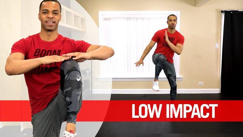 Millionaire Hoy - Fun Low Impact Cardio Workout for Complete Beginners | Низкоударная кардио-тренировка для начинающих