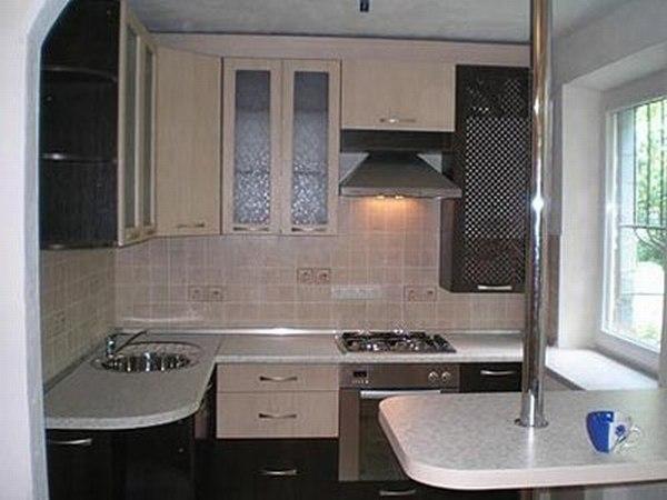 Кухни 5 кв дизайн
