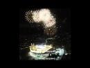 Истаравшан красивый салют в честь открытия Муг теппа и праздник Вахдат