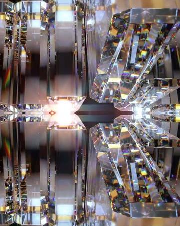 "ᴀʟᴇx ᴍᴀʟᴛsᴇᴠ on Instagram: ""Crystal gate . . . octane octanerender cinema4d c4d mdcommunity mgcollective crystal diamond calm art digita..."