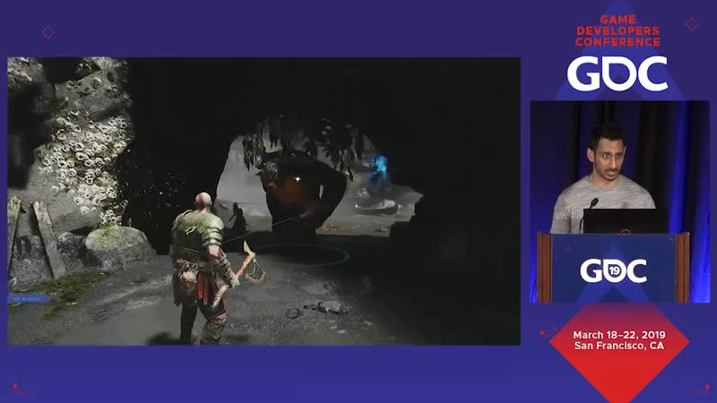 GDC Vault - Evolving Combat in God of War for a New Perspective