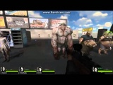 My left 4 dead 2 skins and mods