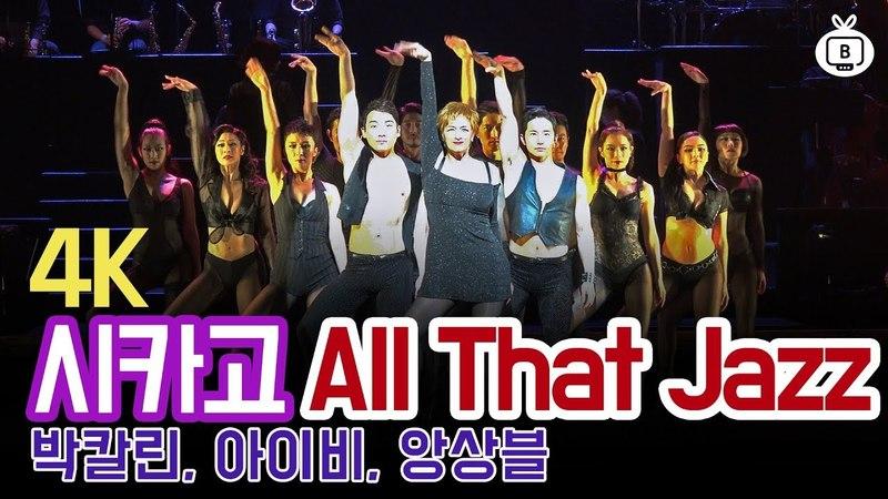 [1열중앙석] 뮤지컬 '시카고' All That Jazz - 박칼린, 아이비, 앙상블