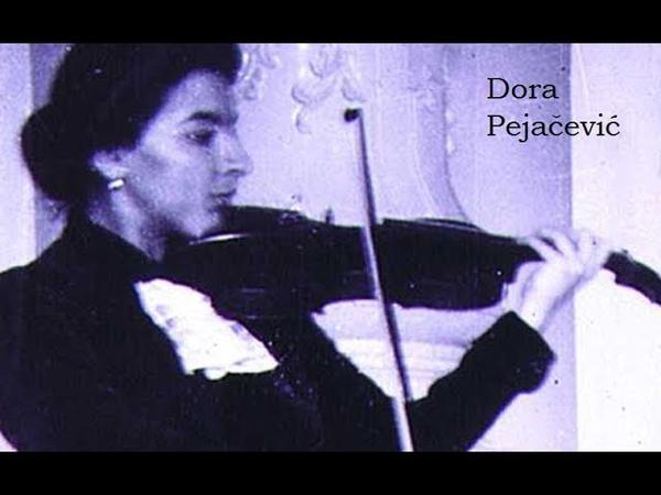 Pejačević : Violin Sonata No.2, Op.43