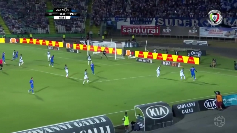 Highlights _ Resumo_ V. Setúbal - FC Porto (Liga 18_19 5)