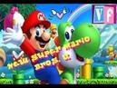2 НОВЫЙ СУПЕР МАРИО New Super Mario Bros U ЗЛОЙ ДРАКОН ОКАЗАЛСЯ КЛОУНОМ