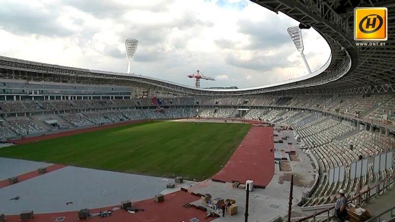 На какой стадии идёт реконструкция стадиона «Динамо»?