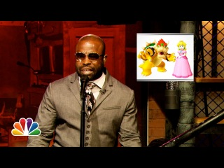 Jimmy Fallon's Video Game Week Suggestion Box: Tariq's Mario Rap