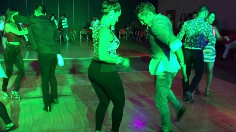 Jorjet y Edmundo Salsa Mambo Fest 2015 (Pachanga)