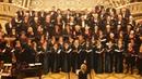 хор chorus Alma Mater СПб Молитва о болящих La priere des malades соло Тина Цминдашвили