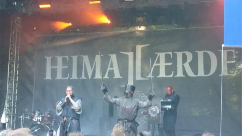 Heimataerde - 'Aerdenbrand' (Live at 27. WGT 2018)