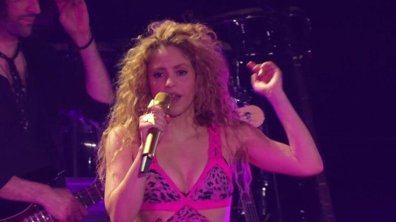 Shakira live @ Hamburg - La Bicicleta - EL DORADO World Tour - Barclaycard Arena 2018