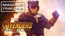 Avengers Infinity War | Toy Story 3 - [Mashup] Trailer 2