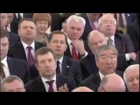 Кремлевские масоны. Откровенная речь Путина
