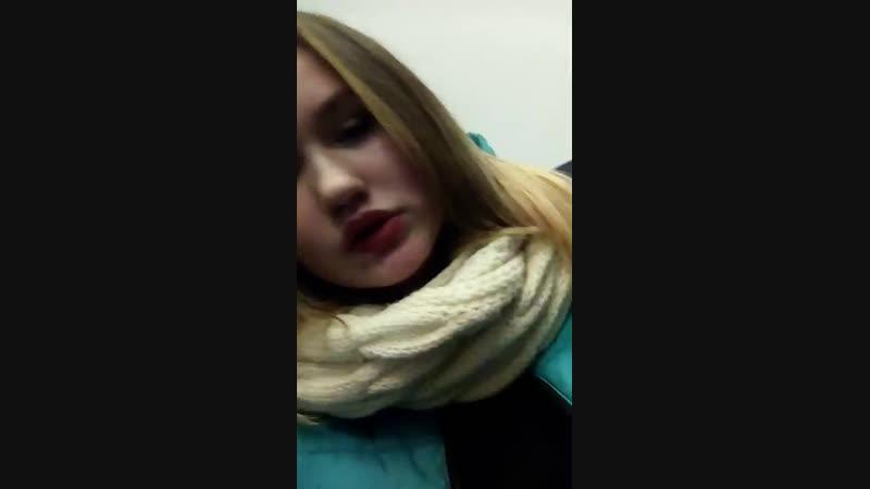 Анна Стерхова - Live