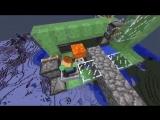 Вот так нужно строить в Minecraft!