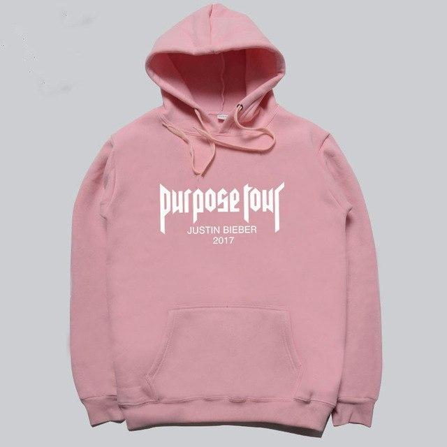 Худи Purprose Tour by Bieber