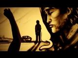 Памяти Виктора Цоя -фильм из песка Последний Герой (2018)-Ксения Симонова_Sand a