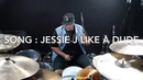Eric Moore drum cover to Like a dude Jessie J