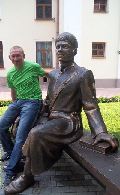 Александр Олишевский, 14 апреля , Острог, id122902762