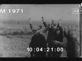 Киносъемка солдат 20 моторизованной дивизии (20. Infanterie-Division (mot.)) в июне-июле 1941 года на территории Белоруссии и См