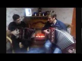Алексей Симонов и Игорь Шипков ЦЫГАНОЧКА