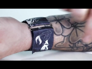 часы Paprcuts Watch