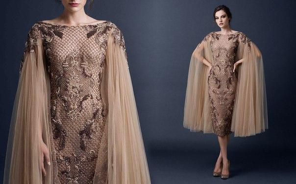 Paolo Sebastian. Невероятные платья