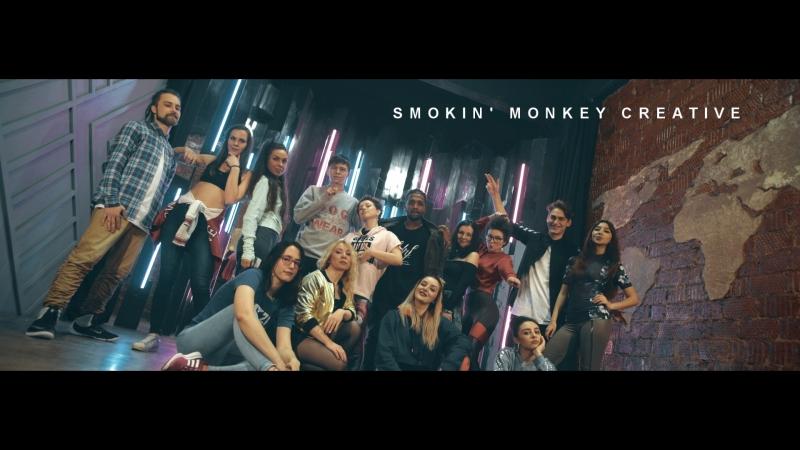 Smokin' Monkey Creative: choreography by Lil' Jazz