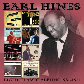 Earl Hines альбом Eight Classic Albums: 1951-1961