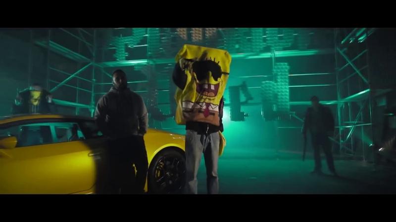 Moonrocks 2.0 🎵 SpongeBozz ft. Kollegah Farid Bang ► Remix/Mash Up by DryLex | Vid by EMMX