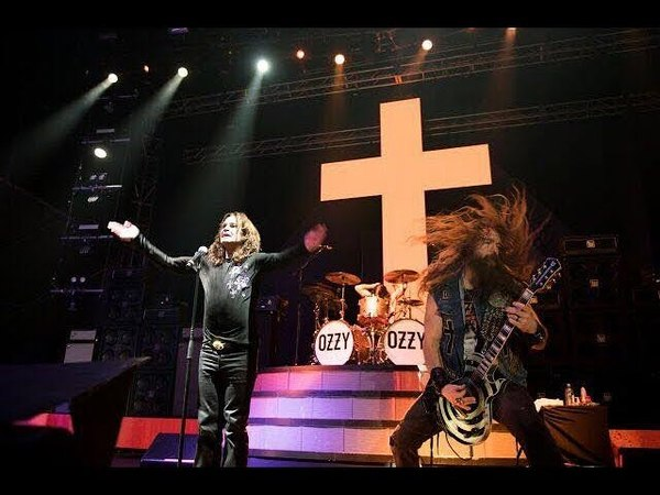 OZZY OSBOURNE - Full Concert Live @ Fort Rock 2018 (Markham Park, FL 4/28/2018)