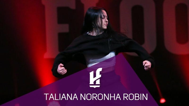 TALIANA NORONHA | HTF AMBASSADOR | Hit The Floor Toronto HTF2018